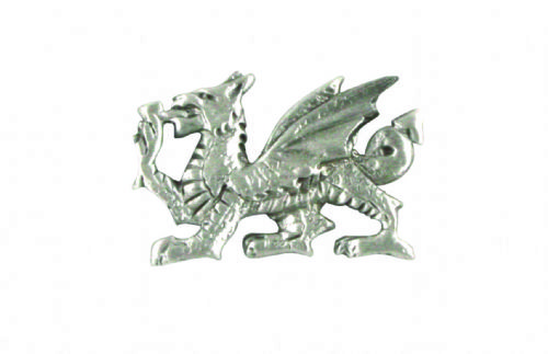 Welsh Dragon Pin